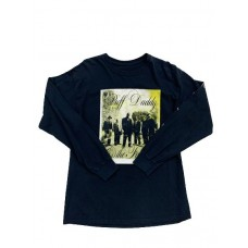 Puff Daddy family Long sleeve Black