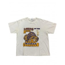 Vintage Lakers Championship Tee