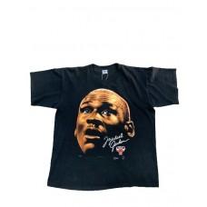 Vintage Michael Jordan Tee Black