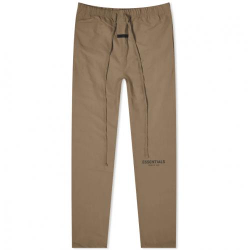 FOG Essentials Brown Track Pants