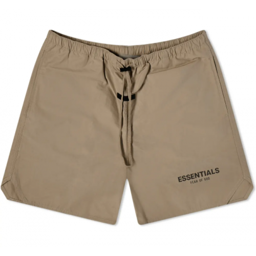 FOG Essentials Brown Volly Shorts