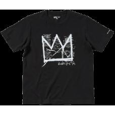 Basquiat x Uniqlo Black AND Tee