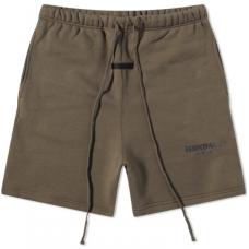FOG Essentials Brown Shorts