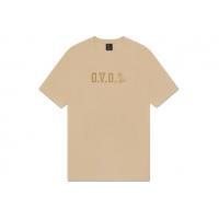 OVO Military Stencil T-shirt Caramel