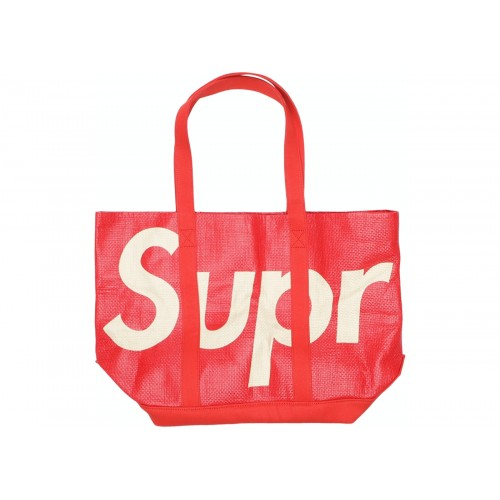 Supreme Red Tote SS2020