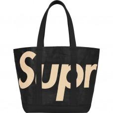 Supreme Black Tote SS2020