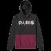 Air Jordan X PSG Fleece Hoodie Purple Black
