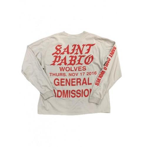 Kanye West Saint Pablo 2016 Tour Tee