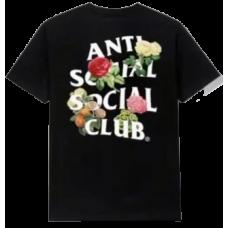 Anti Social Social Club ASSC, Black Produce Tee