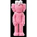 KAWS BFF Open Edition Vinyl Figure Pink Signed Qatar