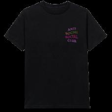Anti Social Social Club Tronic Black