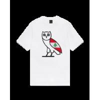 OVO Lebanon White Tshirt
