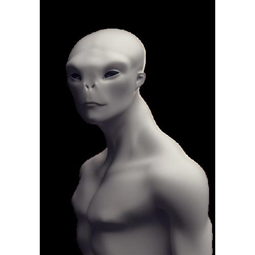 Travis Scott Highest In The Room Alien Poster Multi