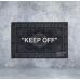 "IKEA x Off-White ""KEEP OFF"" Rug"