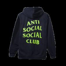 """Anti Social Social Club """"Seal Navy"""" Hoodie"""