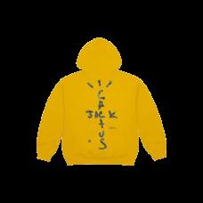Travis Scott PS5 Motherboard Hoodie Yellow