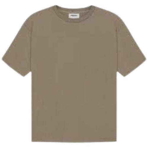 FEAR OF GOD ESSENTIALS T-shirt Taupe