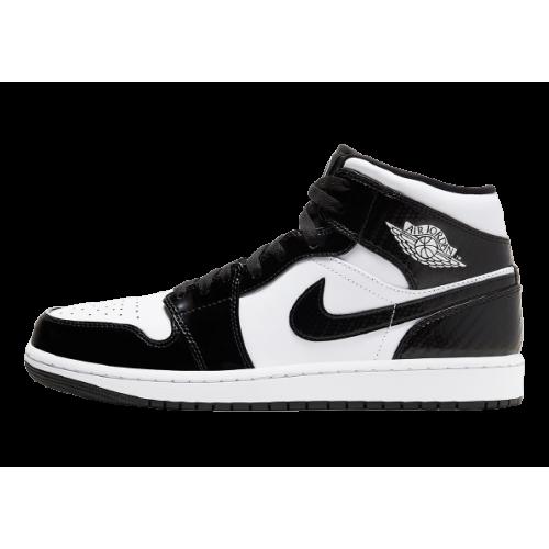 Air Jordan 1 Mid Carbon