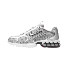 "Nike Zoom Spiridon Cage 2 WMNS ""Metallic Silver"""