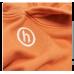 Hidden NY Mini Logo Hoodie Orange