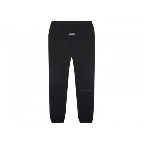 FOG Essentials Black Sweat Pants