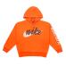 CPFM x Nike Shoebox logo heavyweight hoodie orange
