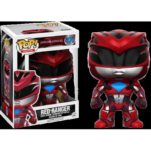Funko Pop Red Ranger