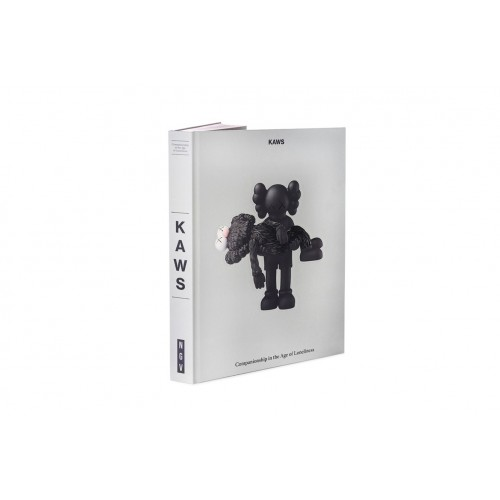 KAWS 'Companionship in the Age of Loneliness' Book NGV