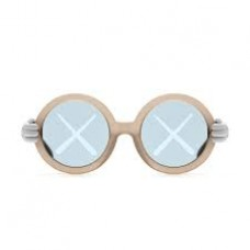 KAWS x Sons + Daughters Children's Sunglasses (Grey)