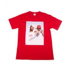 Supreme Dipset Photo Tee Red 2006
