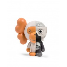 KAWS X Baby Milo Dissected White