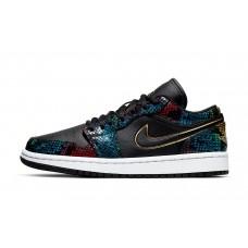 Nike Air Jordan 1 Low Snake Skin