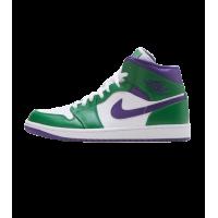 Nike Jordan 1 Mid Incredible Hulk