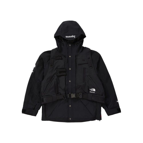 Supreme X Northface RTG Jacket Black