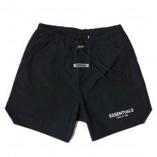 FOG Nylon Shorts Black