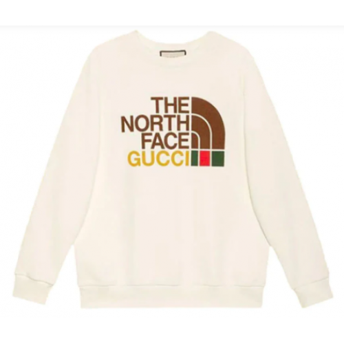 Gucci x The North Face Cotton Sweater