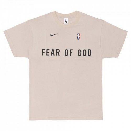 """Nike x Fear Of God Tee """"Oatmeal"""""""