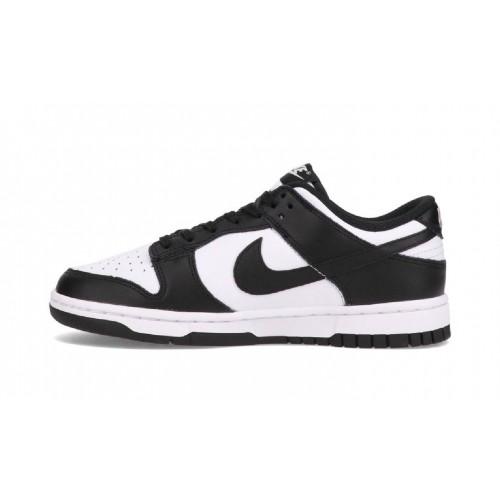 Nike Dunk Low Retro Black White