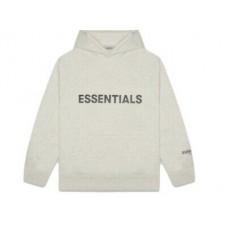 FOG Essentials Oatmeal Hoodie