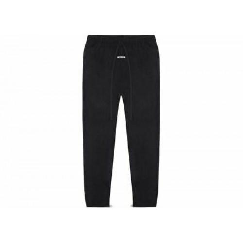 FOG Essentials Polar Fleece Black Pants