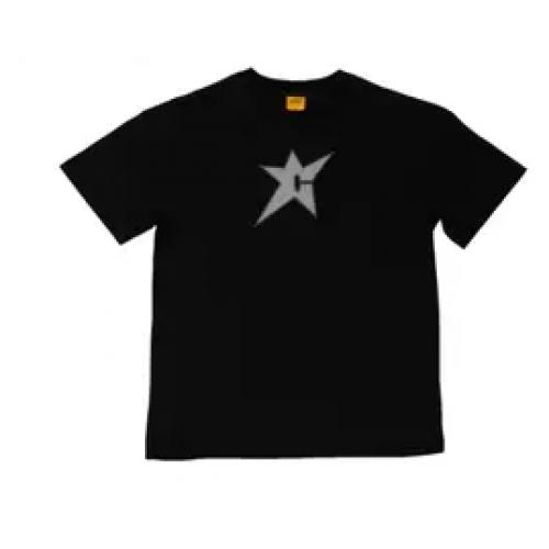 Carpet C-Star Black Tee