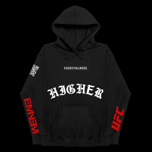 """Eminem X UFC """"Higher"""" Hoodie"""
