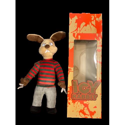 Icy Rabbit Krueger Plush Doll