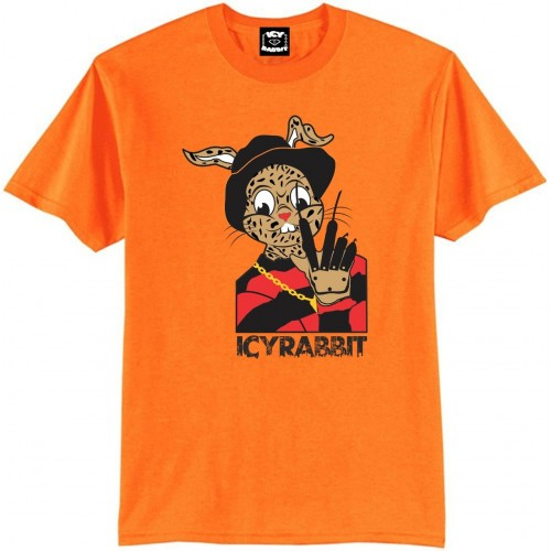 Icy Rabbit Krueger Orange Tee