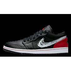 Nike Air Jordan 1 Low BrushStroke