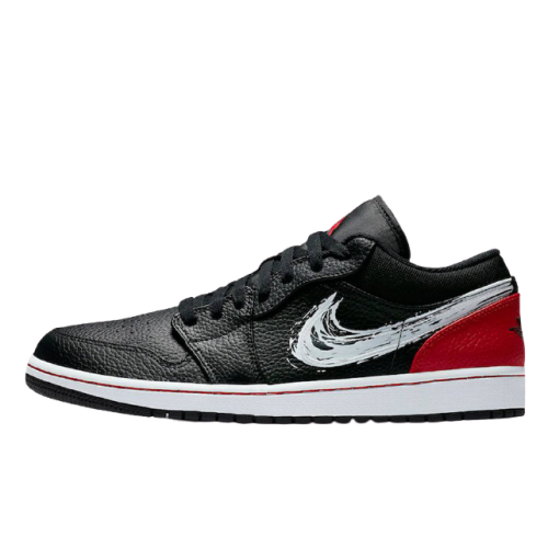 Nike Air Jordan 1 Low BrushStroke