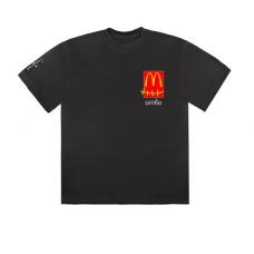 "Travis Scott x Mcdonalds ""Smile Fries"" Tee"