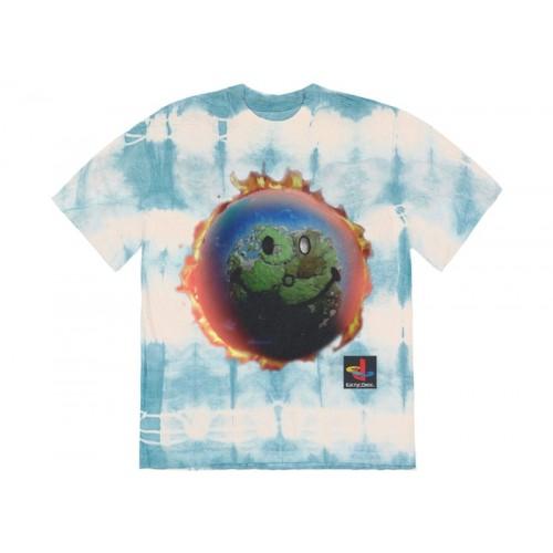 SHARE PORTFOLIOFOLLOW Travis Scott The Scotts World Tie Dye T-Shirt Tie Dye