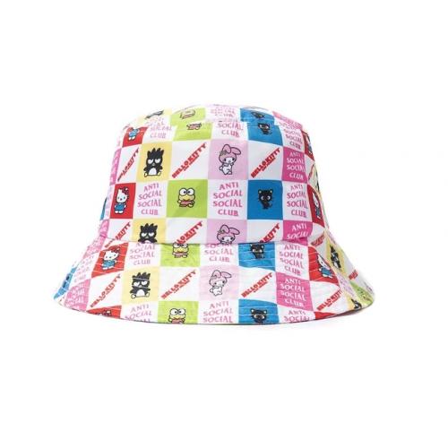 "Anti Social Social Club x Hello Kitty ""Bucket Hat"""