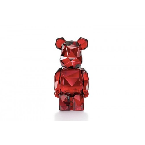 BEARBRICK X FRAGMENTS X BACCARAT RED